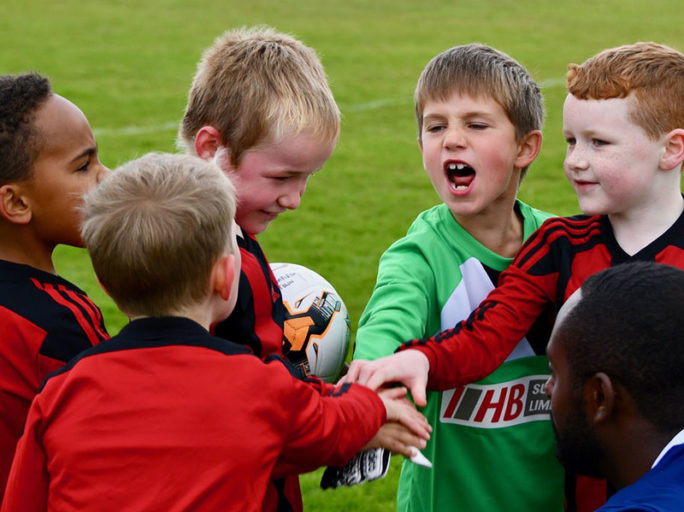 Showcase your club – website helpers needed