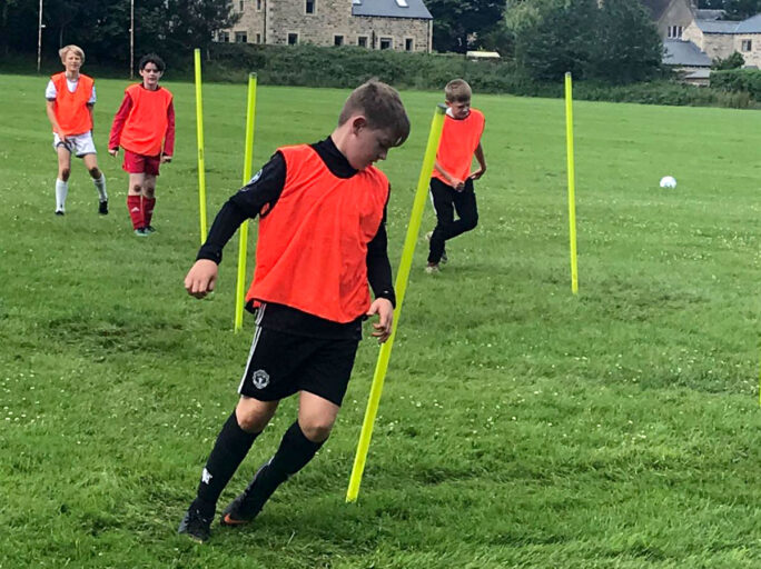 Holmfirth Town are back: 'fun/excitement and creativity' for our children