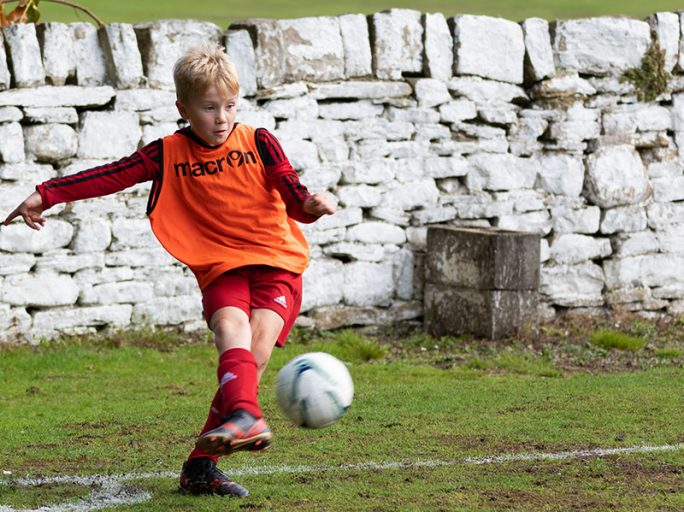 Free football & multi-sports October half-term activities
