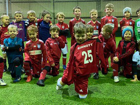 HTJFC support the SINNOTT 25 campaign in memory of former Huddersfield Town player Jordan Sinnott