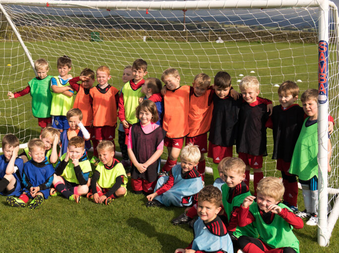 U4s and U5s football is FREE at HTJFC