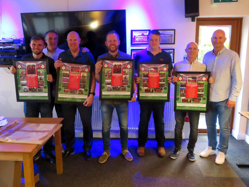 Holmfirth Town Juniors managers