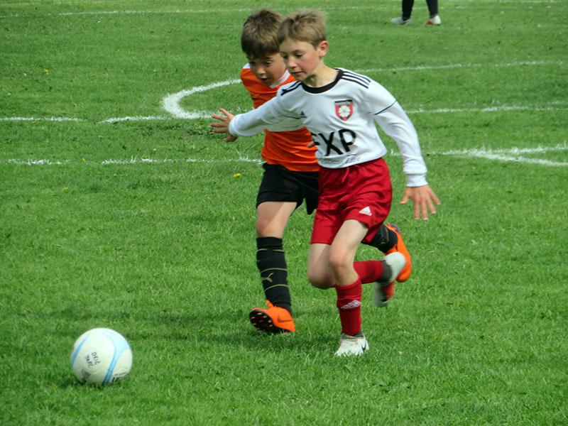 Strength, Drighlington Football Gala