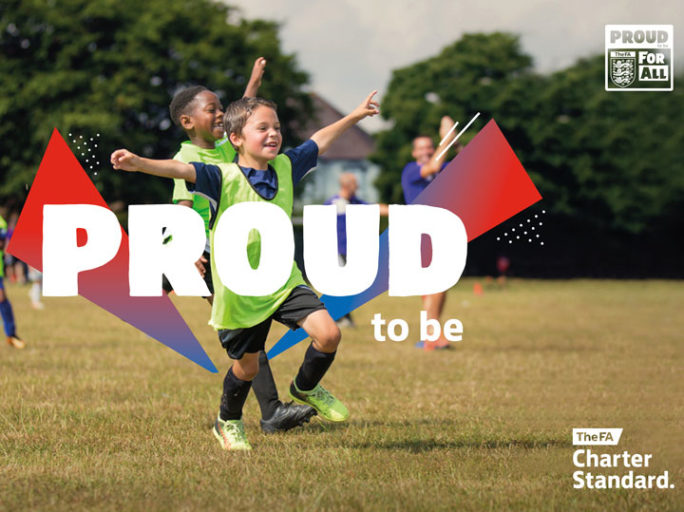 Holmfirth Town proud to be an FA Charter Standard club