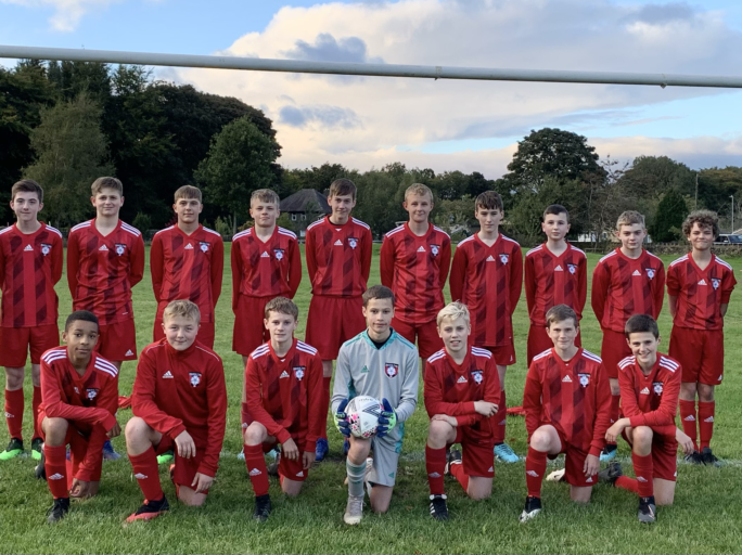 Two COVID ravaged seasons couldn't stop our U14s reaching the summit of The Huddersfield Junior League as they secured top spot in Division one.