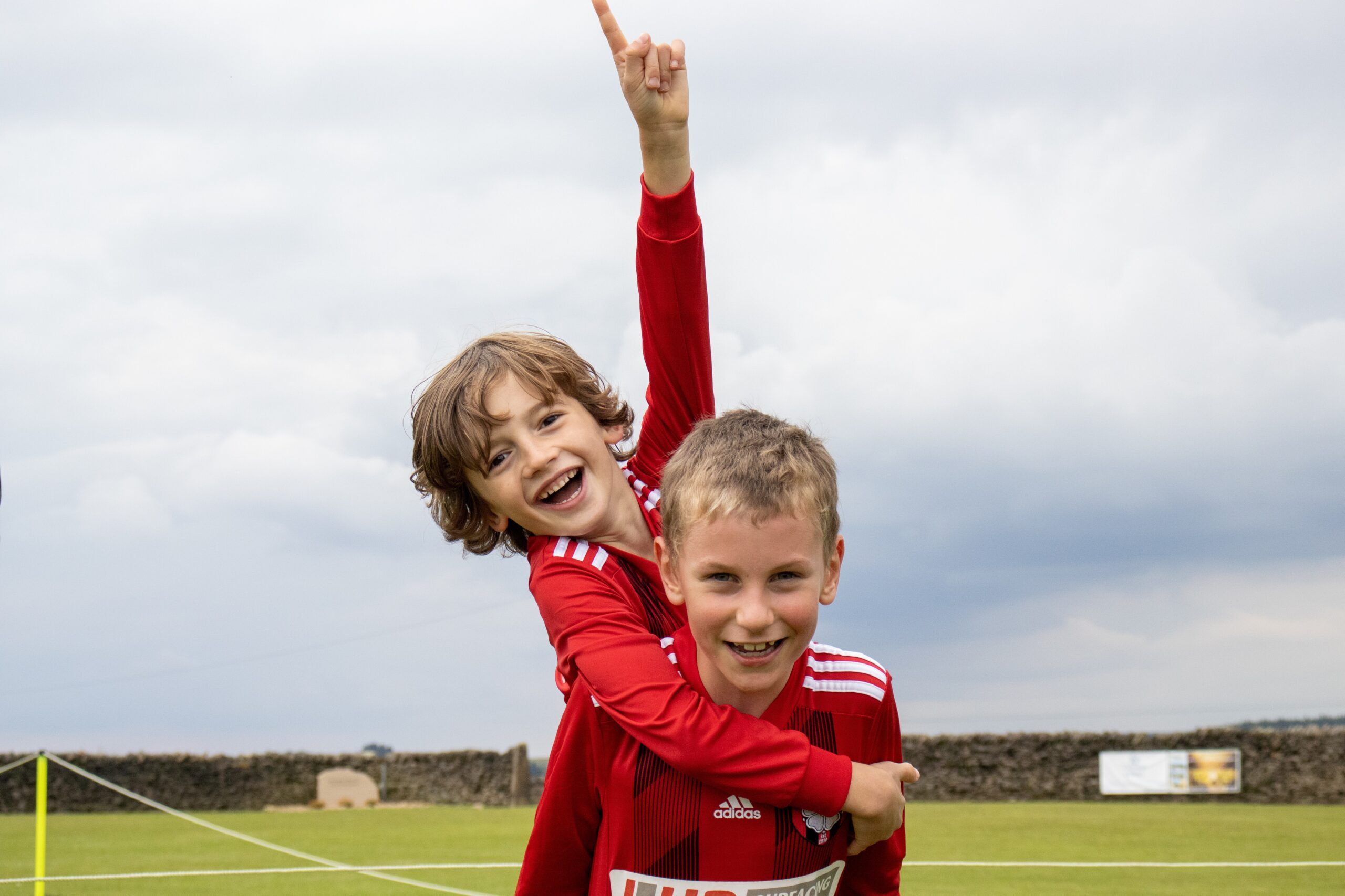 Photos from our U7's match against Garforth Rangers