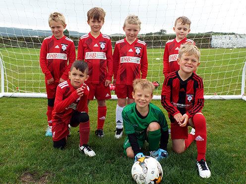Under 7 Under 7 Reds